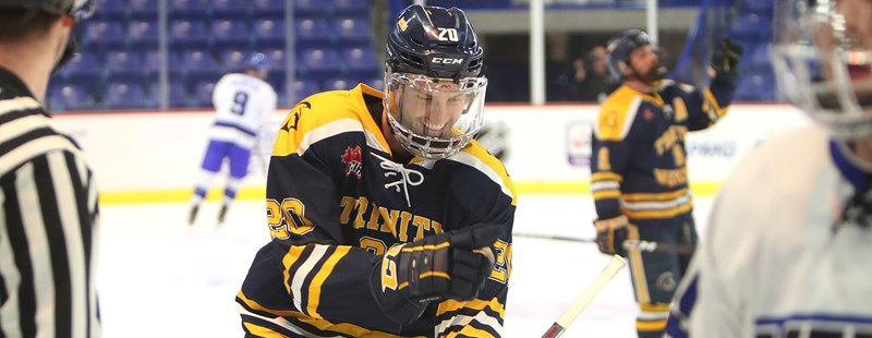 BRUCE NAMED BCIHL ANYTHING BRANDED PLAYER OF THE WEEK