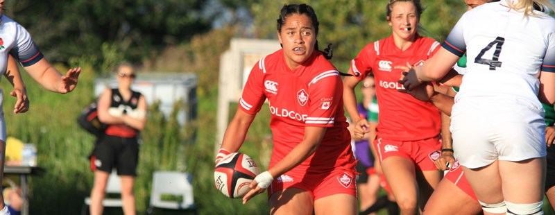 LEVALE NAMED TO CANADA'S ROSTER FOR CAN-AM TOUR
