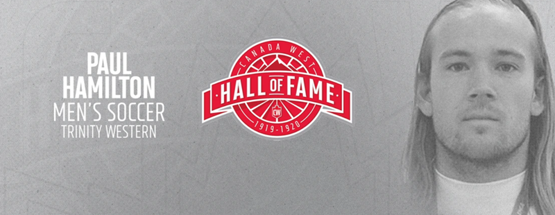 HAMILTON FIRST SPARTAN INDUCTED INTO CW HOF