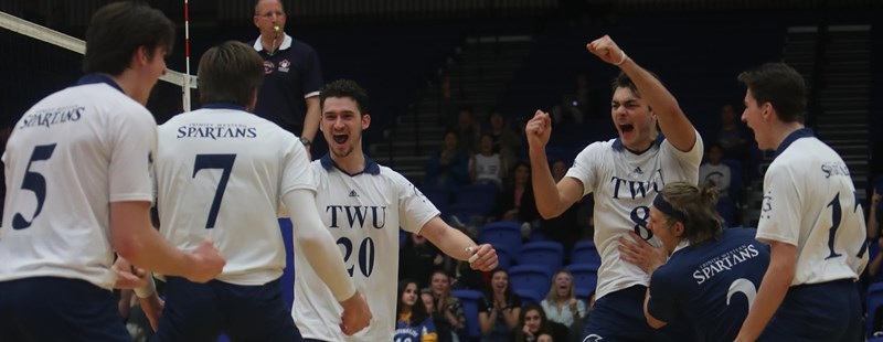 SPARTANS ACE THEIR WAY TO VICTORY OVER UBC OKANAGAN